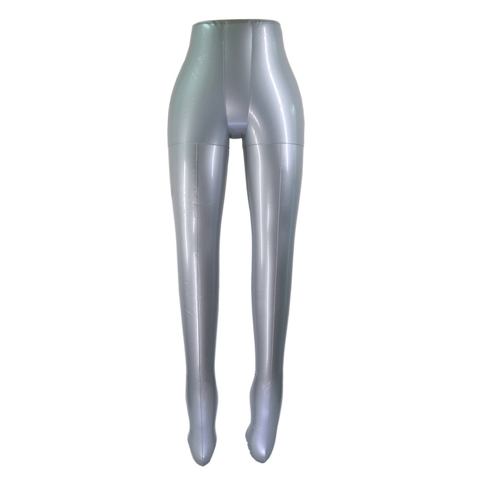 Kids Pants Trou Underwear Inflatable Mannequin Children Half Body Dummy Torso Legs Model Show High Quality Computer Cables & Connectors