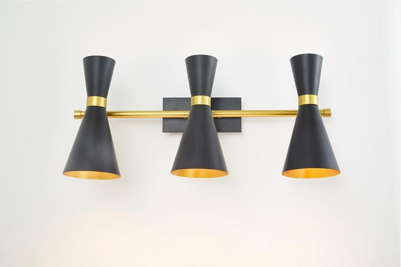 Lampada di design moderno applique da parete camera da letto