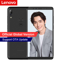 Global Version Lenovo K5 Pro 4GB+64GB 5.99inch Dual Back Camera Fingerprint Mobile Phone 18:9 Snapdragon636 Octa Core Smartphone Lenovo Phones