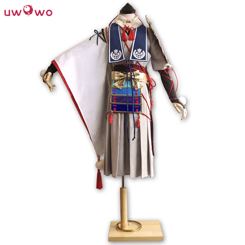 UWOWO Imanotsurugi Косплэй Touken Ranbu онлайн Для мужчин полиэстер костюм Для женщин самурайский костюм Touken Ranbu онлайн Косплэй самурая
