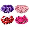 Baby Ruffle Underwear Satin Fashion Panties for Girl children briefs Pettiskirt Wholesale kids Free Shipping