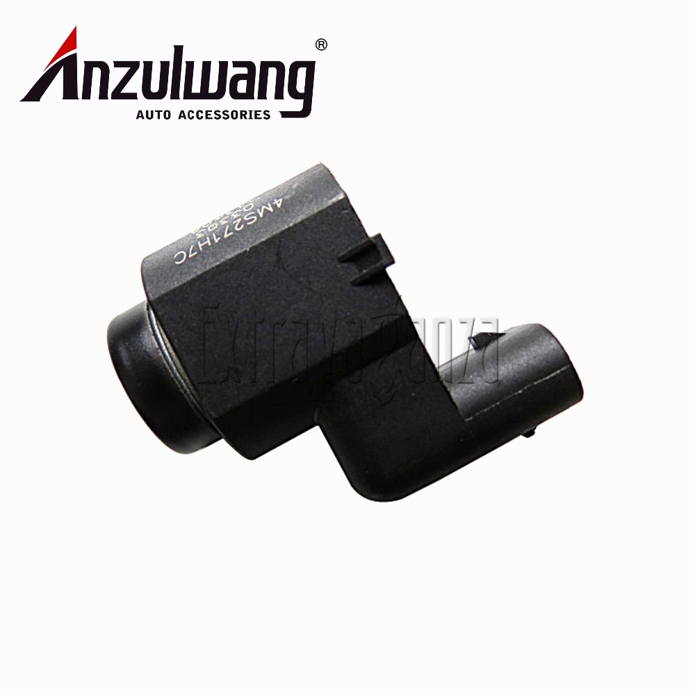 Auto parts Ultrasonic Parking Sensor 95720-3U100 957203U100 Parking Assist System For <font><b>Huyndai</b></font> Kia 4MS271H7C image