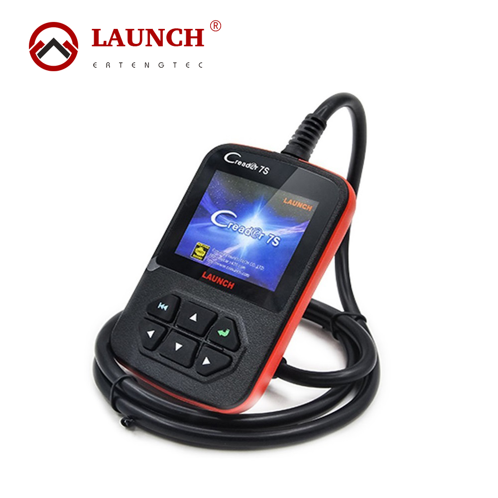 Newly Launch X431 CReader 7S Add Oil Reset Function Code Reader Tool CReader 7 Plus Update Via Online