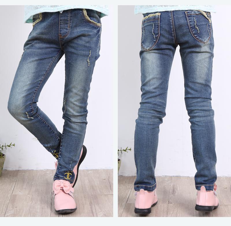 Online Get Cheap Latest Jeans Fashion Girls -Aliexpress.com ...