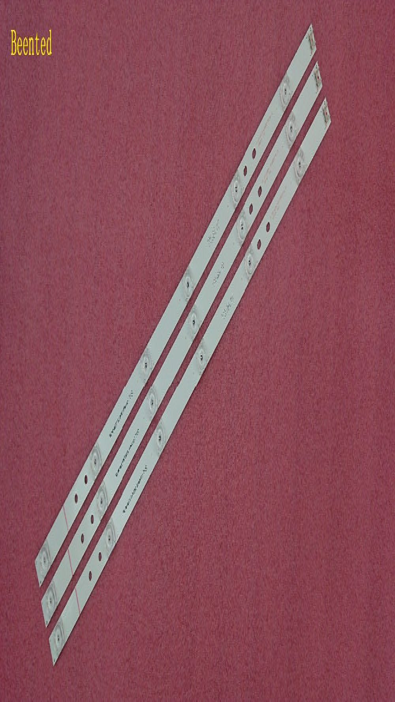 Barra de luz de fondo LED completa compatible con 32LB561V UOT A B 32 pulgadas DRT 3,0 32 A B 6916l-223a 6916l-224a 3 * 6LED 590mm