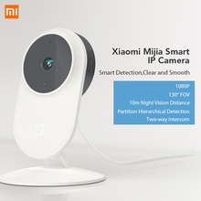 Xiaomi 1080P IP Camera 130 Degree FOV Night Vision 2.4Ghz Dual-band WiFi Xioami Home Kit Security Monitor CCTV