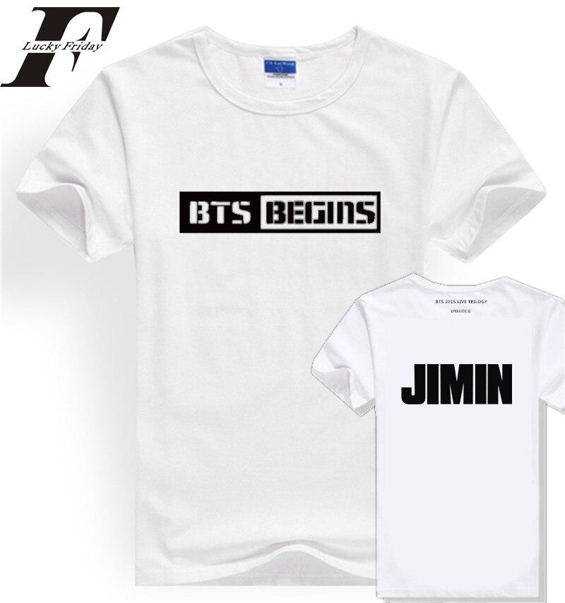 e53351d36ec73 BTS Jimin Mujer fitness camiseta Harajuku camiseta Ropa Mujer Tops camiseta  marca Ropa kawaii BTS KPOP tumblr mujer en Camisetas de La ropa de las  mujeres ...