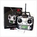Freeshipping FS de FlySky FS-T6 T6 2.4G Digital 6 Canales Transmisor y Receptor de Radio RC Modo 2