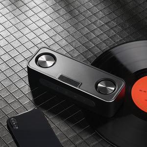 Image 4 - 슈퍼베이스 무선 스피커 Bluetooth4.2 3D 디지털 Boombox 열 스피커와 MIFA 금속 휴대용 30W 블루투스 스피커
