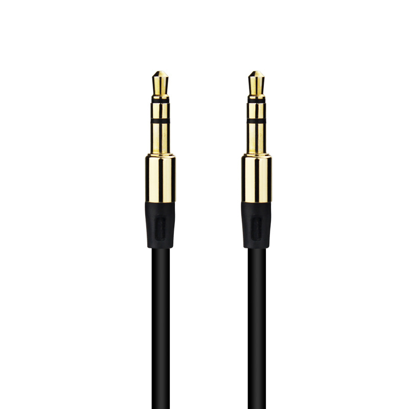 3.5mm Male to Male Audio Jack 3.5 Aux Cable for iPhone 6