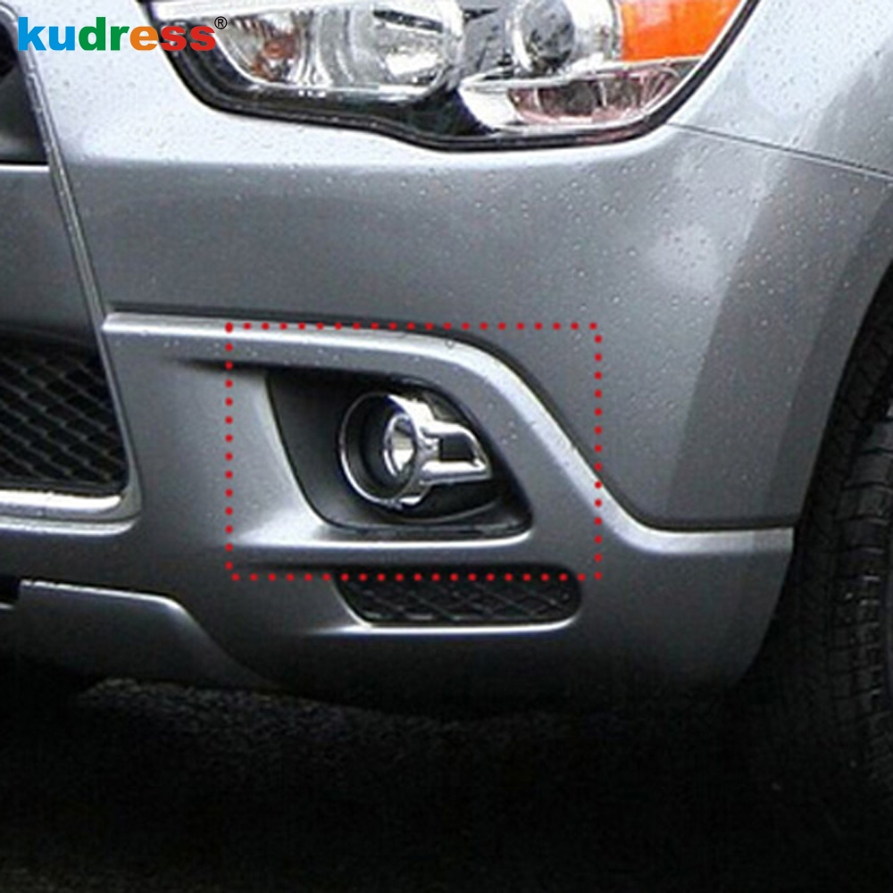 ABS Chrome Door Handle Cover Trim for Mitsubishi ASX Outlander Sport 2010-2018