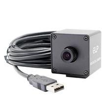 8mm lente 2MP MJPEG 60 fps en 1280X720 30 fps en 1920x1080 CMOS OV2710 conductor uvc USB Industrial Webcam para máquinas