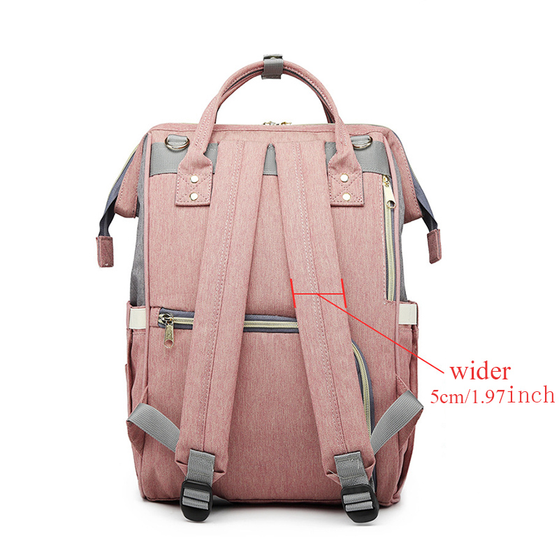 HTB108UVT4TpK1RjSZR0q6zEwXXa4 Baby Diaper Bag Unicorn Backpack Fashion Mummy Maternity Mother Brand Mom Backpack Nappy Changing Baby Bags for Mom