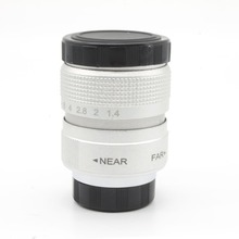 25mm F1.4 CCTV TV lens C-NEX Mount Ring for Sony
