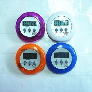 Image 3 - LCD dijital mutfak geri sayım manyetik zamanlayıcı geri standı pişirme zamanlayıcı yukarı yukarı çalar saat mutfak alet pişirme araçları