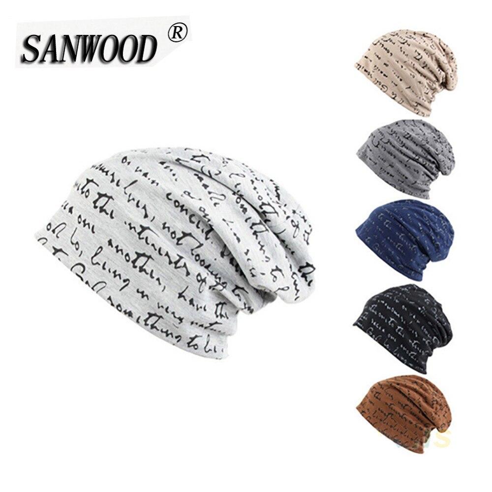 winter hat for Women's Unisex Hip-Hop Warm Winter Cotton Polyester Knit   Beanie   unisex women's men's knitted knit cotton cap
