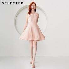 s | 41912J505 選択フレンチスタイルノースリーブドレス