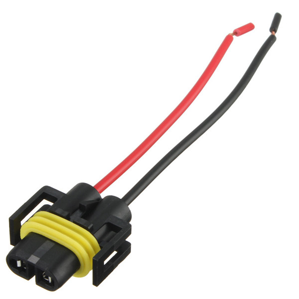 New H8 H11 Female Adapter font b Wiring b font Harness Socket Car Auto Wire font are all clarion wiring harnesses the same clarion wiring harness clarion cz300 wiring diagram at bayanpartner.co
