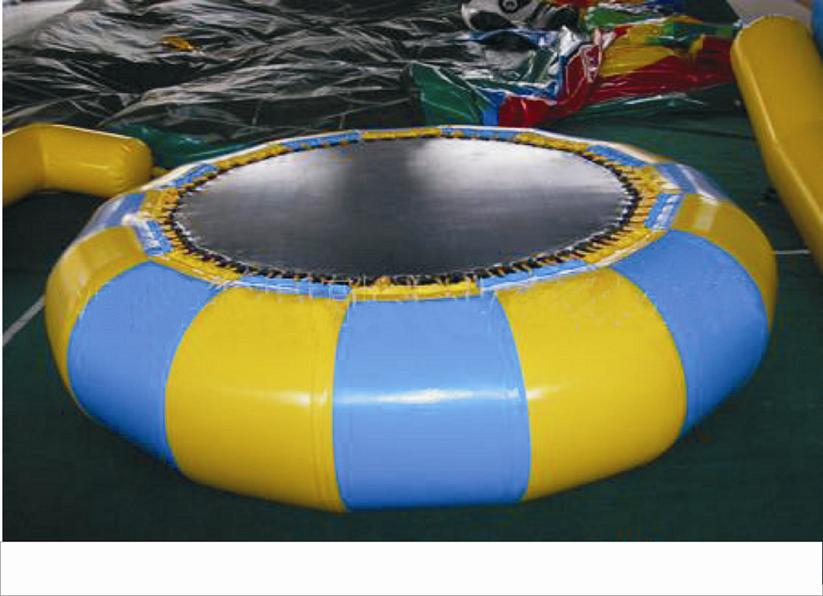 Offre spéciale trampoline gonflable