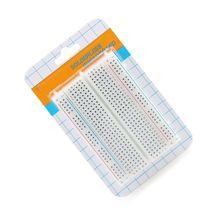 Макетная плата для Arduino, 400 точек связи, мини-макетная плата без пайки, Diy, электронный прототип, печатная плата, универсальная макетная плата