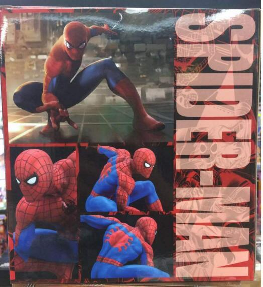 Marvel The Amazing SpiderMan with Scarf  Homecoming 15cm