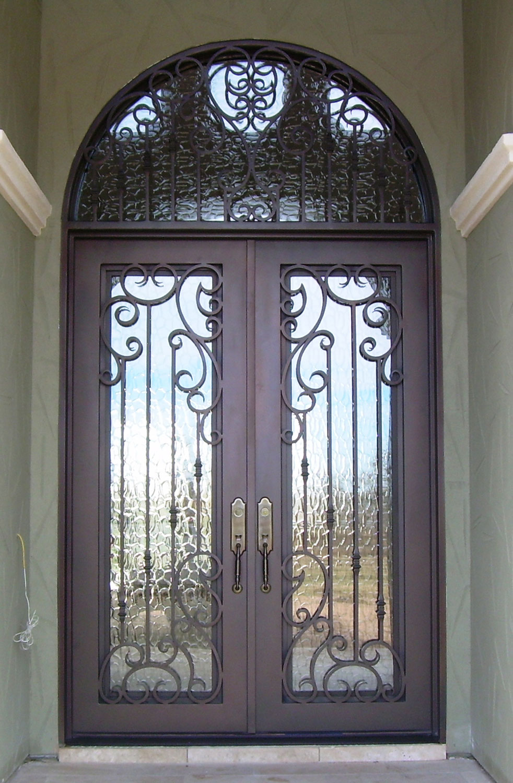 Iron Work For Doors Iron Doors Hialeah Wrought Iron Doors Orlando