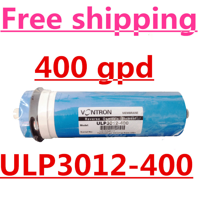 water filter membrane Vontron 400 gpd Reverse Osmosis Membrane ULP3012-400 Water Purifier for water filter membrane Drinking кофеварка рожкового типа vitek vt 1524 gd