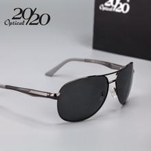 2017 new classic hombres gafas de sol polarizadas de moda estilo de la marca de aluminio gafas de sol gafas de sol oculos pt891