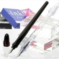 NARU Japan PILOT Princess Carrie Sketches Fountain Pen Calligraphy Fountain Pen Transparent FP 50R 1PCS