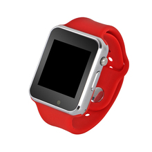A1 Smart Watch Clock Sync Notifier Support SIM TF Card Connectivity for iPhone & Android