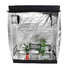 120x60x150 см домашняя разборная гидропонная растительная палатка с окном
