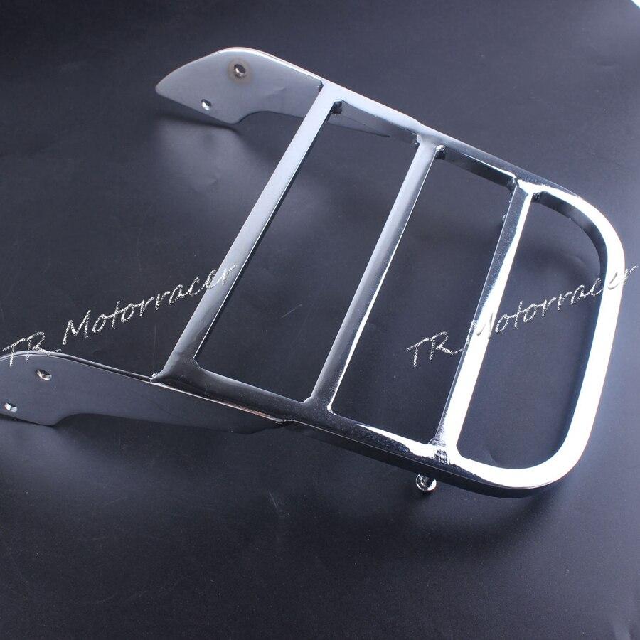 オートバイバー荷物ラック用ホンダシャドウスティードvlx600スピリット750 2001 2008モトアクセサリー  グループ上の 自動車 &バイク からの カバー & オーナメント作り の中 1