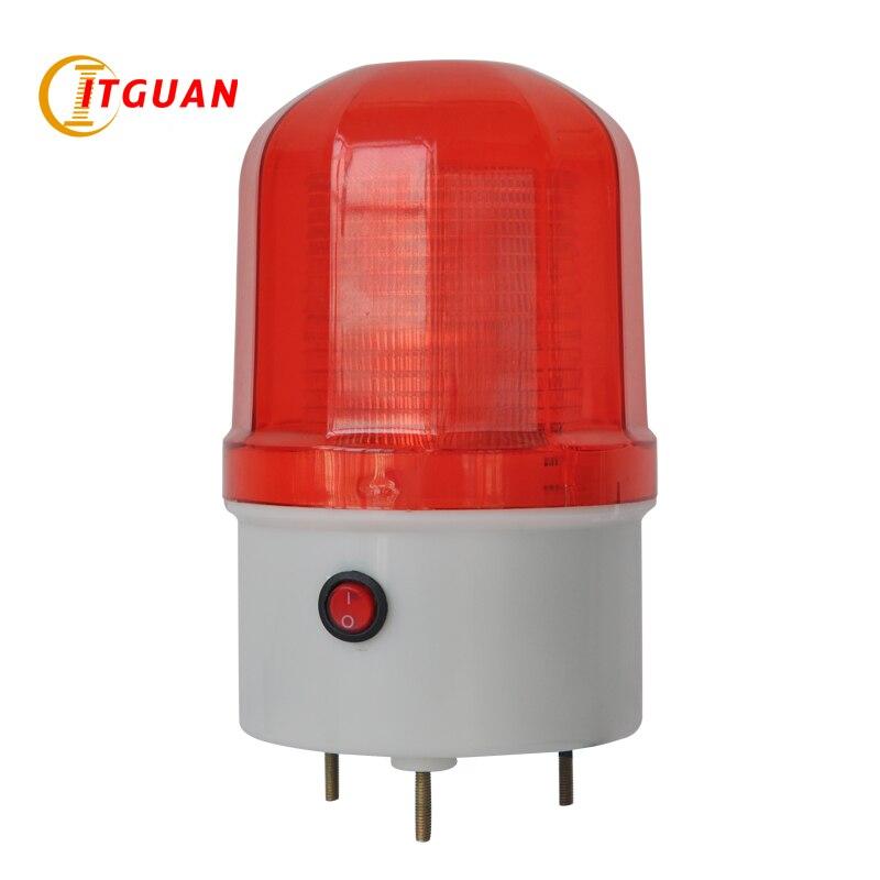 TGDD-002 AC220-240V Power Off Alarm warning light Industrial Emergency Beacon Outage Strobe Warning Lamp ltd 5071 dc12v warning light emergency strobe light warning light