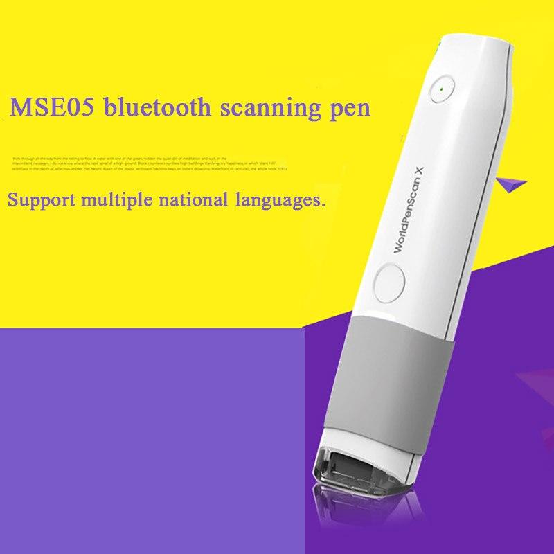 novo top mse05 bluetooth caneta digitalizacao apoio funcao de traducao de idiomas ingles frances alemao arabe