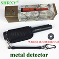 2019 upgraded Sensitivity SHRXY metal detector pro pointer Pinpointing with Bracelet Hand Held Metal Detector Water-resistant