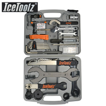 Case Pronto-Tool-Kit Repair-Tool-Box Bike Bicycle Icetoolz Engineered-Tools Multifunction