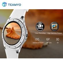 Teamyo GW-11 SmartWatch мужские фитнес-трекер часы измерять кровяное давление смарт-браслет с Wi-Fi Слот для sim-карты bluetoo GPS SmartWatch