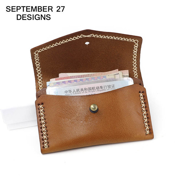 Business card holders womens cowhide wallets credit card holder business card holders womens cowhide wallets credit card holder genuine leather ladies change purse bank colourmoves Image collections