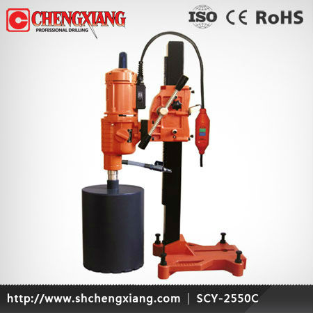 CAYKEN reinforced concrete diamond core drill machine SCY-2550C