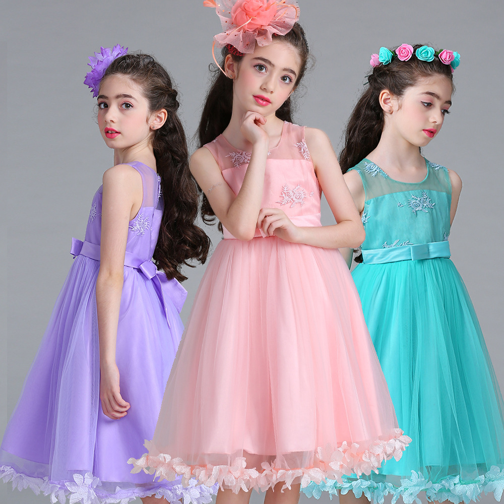 Buy Purple Baby Formal Dress And Get Free Shipping On Aliexpress