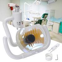 50W Halogen Lamp Light Oral Light Dental Lamp Spotlight 22mm Side lights Dental chair accessories