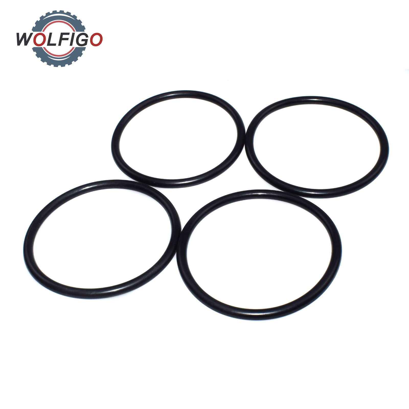 Wolfigo Engine Water Pump O Ring Seal Gasket
