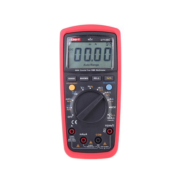 Portable Digital Multimeters Mini AC/DC Voltage Meter Voltmeter AC Current Tongs Insulation Resistance Capacitance Diode TesterPortable Digital Multimeters Mini AC/DC Voltage Meter Voltmeter AC Current Tongs Insulation Resistance Capacitance Diode Tester