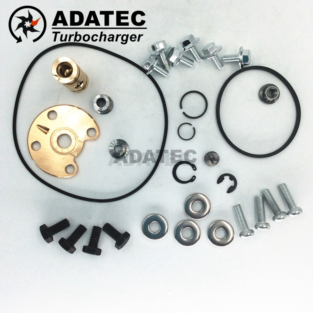 GT1544V GT15 turbo repair kit 753420 750030 740821 0375J7 turbine rebuild for Citroen C 2 1.6 HDi FAP 109 HP DV6TED4 2005- vr гонки turbo картридж turbo gt1544v 753420 753420 5005 s 750030 740821 0375j6 для citroen peugeot 1 6hdi 110л с 80квт vr tbc11