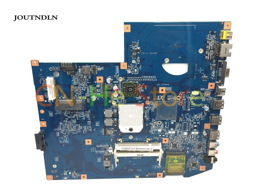 JOUTNDLN FOR Acer Aspire 7540 7540g Laptop Motherboard MBPJD01001 48.4FP02.011 ddr2 Integrated Graphics Free send CPU