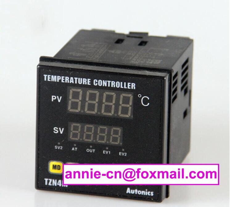 100% New and original   TZN4M-24C  AUTONICS 100-240VAC Temperature controller new 100
