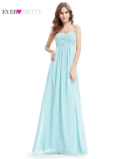 Ever Pretty 2017 Clearance Style Evening Dress Elegant Ladies Sleeveless Floor-Length Formal Evening Dresses XX48080EHA