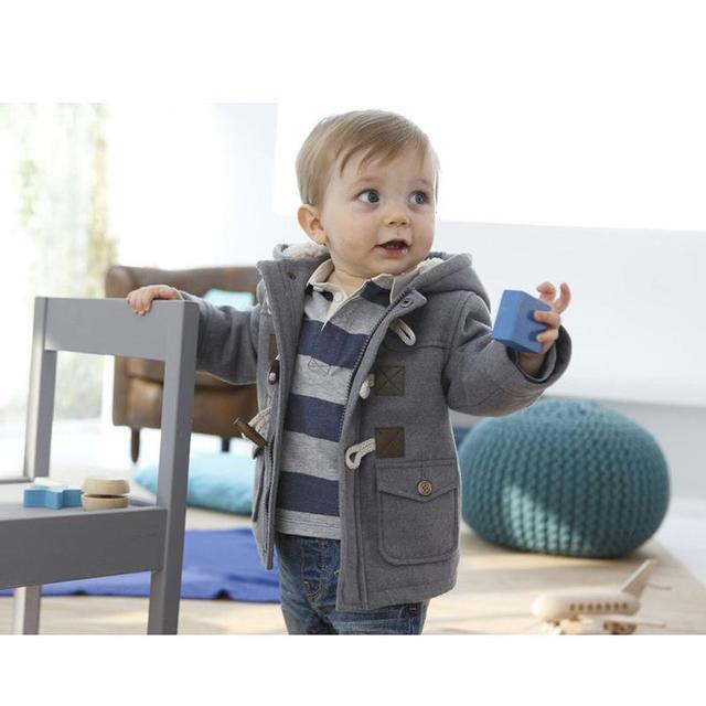 Boys Jacket Children's Jackets Winter Clothes  Infants Outerwear Baby Coat Kids Snowsuit Boy Winter