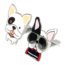 Funny Air Freshener Car Air Vent Perfume Solid Fragrance Cute Dogs Shape Auto Decors Car styling