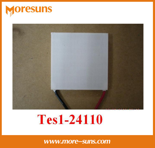Fast Free shipping 5pcs/lot Thermoelectric Cooling Module TES1-24110,29.2VDC,10A,24V electronic thermoelectric cooler 6es7284 3bd23 0xb0 em 284 3bd23 0xb0 cpu284 3r ac dc rly compatible simatic s7 200 plc module fast shipping